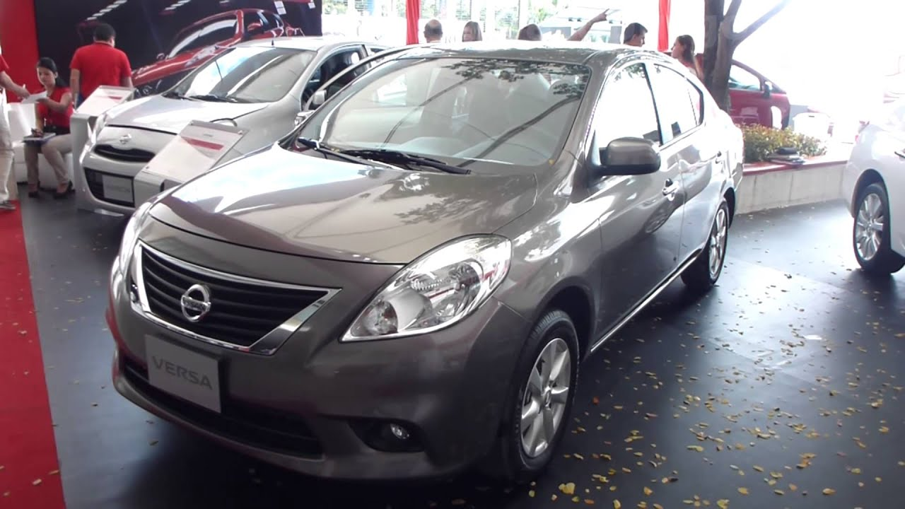 2014 Nissan Versa 2014 Al 2015 Video Venta Versi U00f3n Colombia
