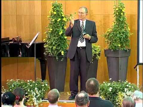 Prof. Dr. Walter Veith (GES7) - Ernährung Neu Entdecken - Ein Alternativer Lebensstil