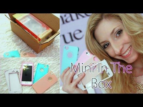 MiniInTheBox ♥ Pacco arrivato!! ( e aggiornamento ItaTube)