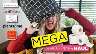 MEGA SHOPPING | DESIGN WC ROL HOUDER | NIEUWE GROENE VRIENDEN | SHNS