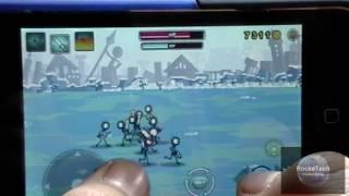 Cartoon Wars Gunner Review