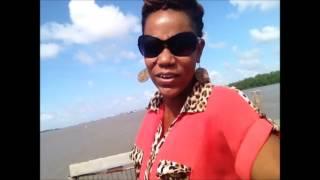 ***Demerara Harbour Bridge***Guyana South America***