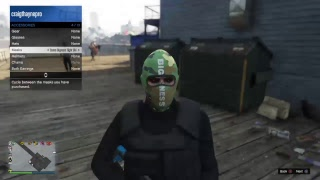 GTA V new outfit