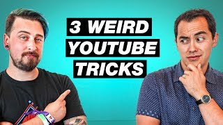3 Weird Tricks for Getting More Views on YouTube