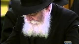 Le Rabbi de Loubavitch: Haftara pour les jours de jeûne