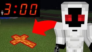 [REAL] HOW TO SPAWN ENTITY 303 IN MINECRAFT PE 1.12.1 AT 3:00AM 100% Real NO JOKE *SCARY*