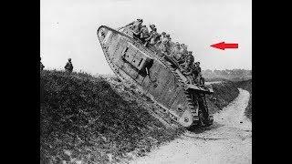 6 Phát Minh Quân Sự Ngớ Ngẩn Nhất Trong Lịch Sử