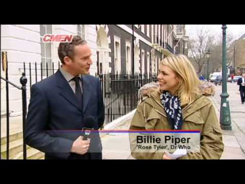 Friday Night Project - Billie Piper - Part 2 (S2E01 - 2006)