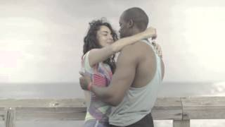 Marc Brewer y Lucero Huitron, Kizomba Woman