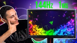Is This 144Hz Gaming Monitor Any Good? - ViewSonic XG