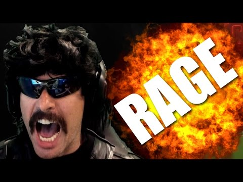 Dr Disrespect TROLLS player and RAGES in H1Z1 and Battlegrounds ♦Best of DrDisrespectLive♦