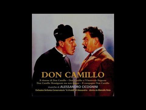 Alessandro Cicognini - Don Camillo OST - Best tracks
