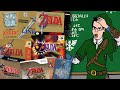 Zelda Timeline – Angry Video Game Nerd AVGN – Cinemassacre.com