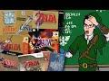 Zelda Timeline – Angry Video Game Nerd AVGN – Cinemassacre.com