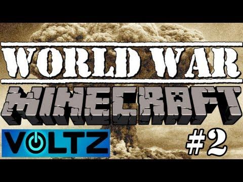 Voltz: World War Minecraft Attacking TDK