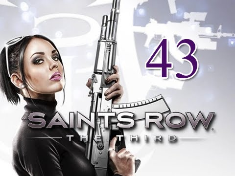 Saints Row 3 the Third Walkthrough - Part 43 Zombie Johnny Gat Arrives! Let's Play