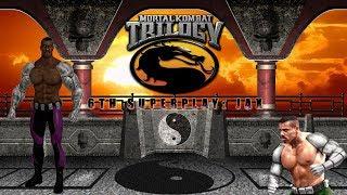 Mortal Kombat Trilogy - Jax【TAS】