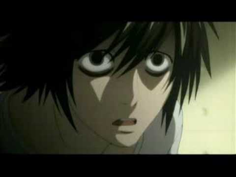 new death note tribute yaoi gay scenes and gay kiss