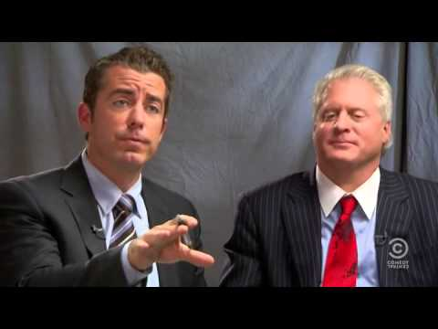 The Daily Show - Wayne Allyn Root interview 2013.05.23