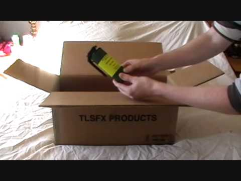 AIRSOFT GRENADES UNBOXING