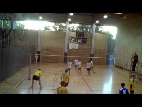 GeoVolley Team - Mistrzejowice (2:0) - Cały Mecz