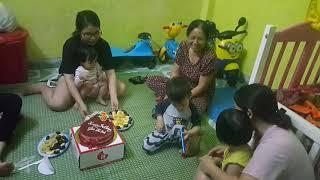 Sinh nhật bạn Pi tròn 3 tuổi ở nhà - Pi Chip TV Channel