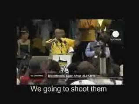 Jacob Zuma Shoot The Boere