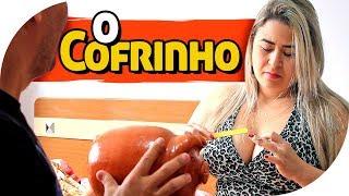 O COFRINHO DA ESPOSA - PIADA DE CORNO - PARAFUSO SOLTO