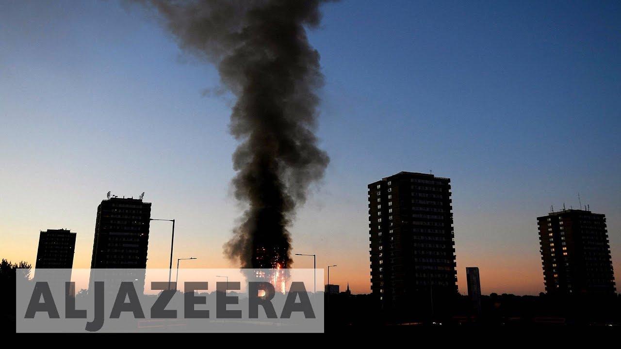 UK tests safety of hundreds of tower blocks after Grenfell disaster