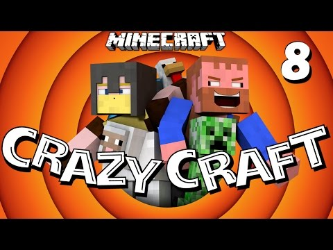Minecraft Mods ★ GIRLFRIEND CATFIGHT ★ CrazyCraft [8] klip izle