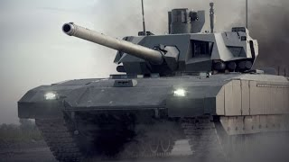 Russian main battle tank T-14 Armata Российский танк Т-14 «Армата»