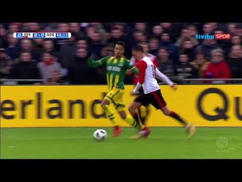 Hollanda Ligi 20. Hafta | Feyenoord 3-1 ADO Den Haag Maç Özeti