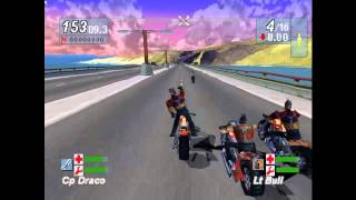 Road Rash Jailbreak (Playing with Cp Draco)