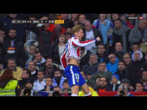 Fernando Torres vs Real Madrid Away 14-15 HD 720p Copa Del Rey