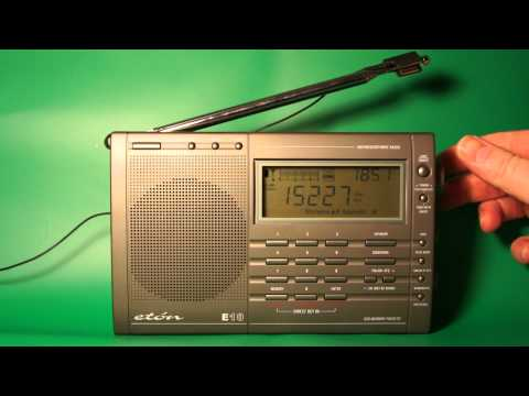 Eton E10. Radio Taipei International