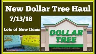 New Dollar Tree Haul 🤑 7/13/18