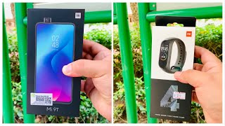 Xiaomi Mi 9T & Mi Band 4 Unboxing! - Street Tech is Back!