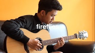 Owl City - Fireflies (Fingerstyle Cover)