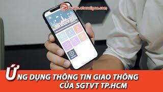 Ứng dụng Thông tin giao thông của SGTVT TP.HCM