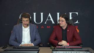AMD vs Team Liquid SEMI FINAL QUAKE 2v2 OPEN Dreamhack Tours 2018