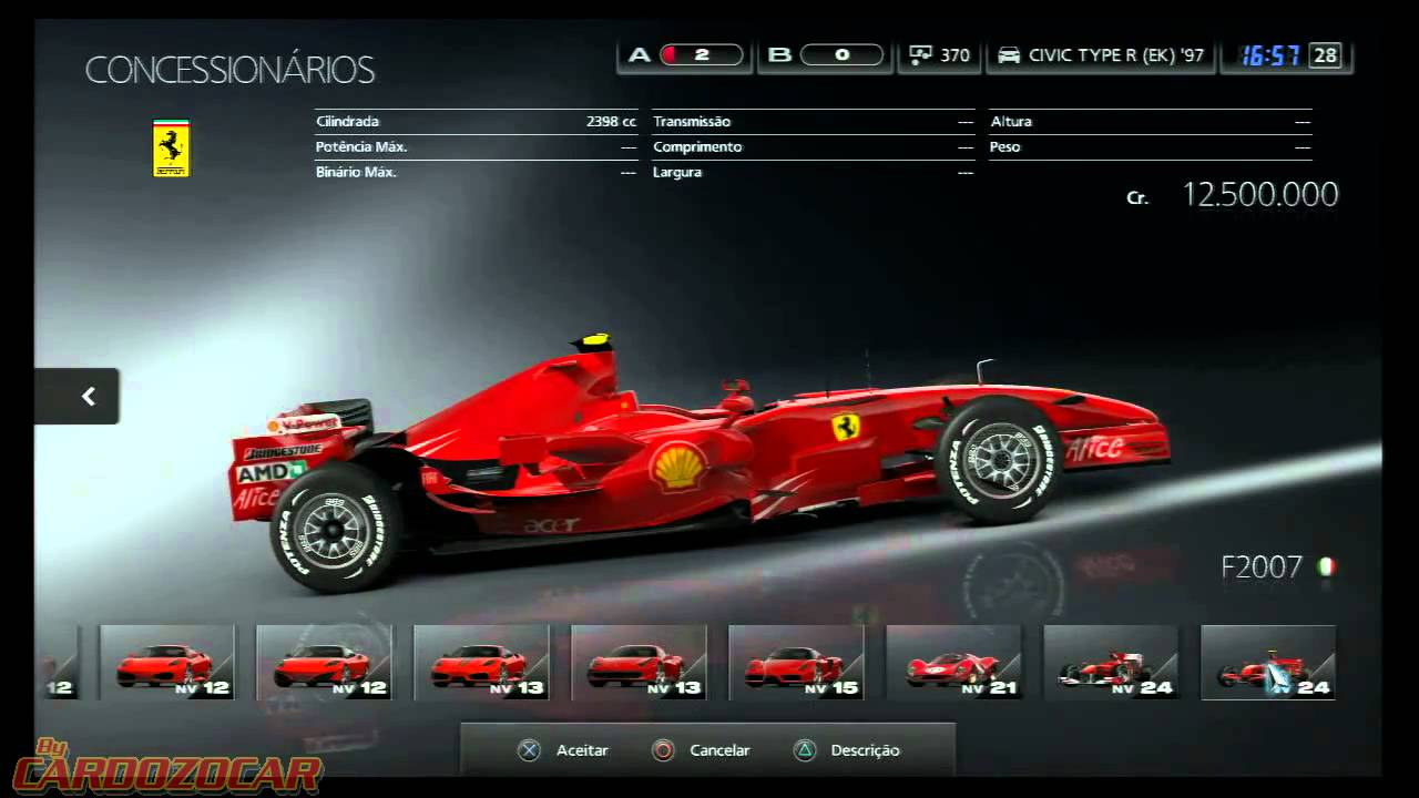 Gran Turismo 5 Gameplay 10