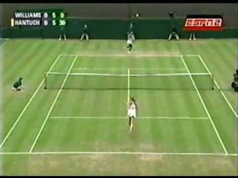 Venus Williams vs Daniela Hantuchová Wimbledon 2005 HL
