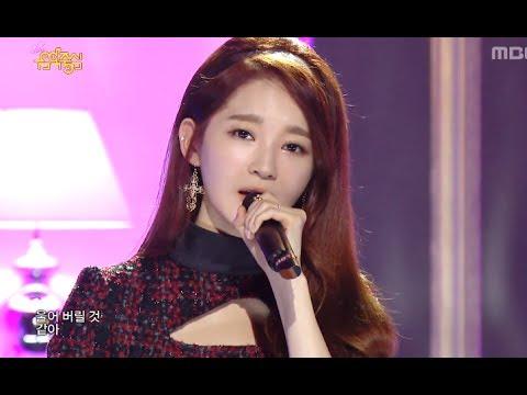 음악중심 - Davichi - The Letter, 다비치 - 편지 Music Core 20131116