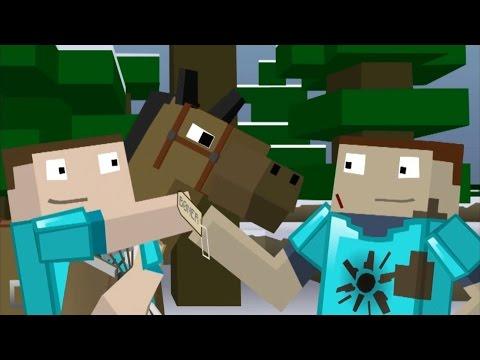 Minecraft Parodia Loquendo 19 ESPECIAL: MAS DE 9000