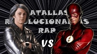 Flash VS Quicksilver l Batallas Revolucionarias Rap l T3