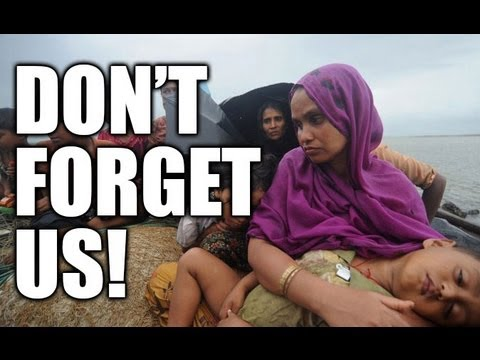 bilal tube - Forgotten - Muslims of Myanmar Burma ( YA ALLAH DERESELACHEWU )