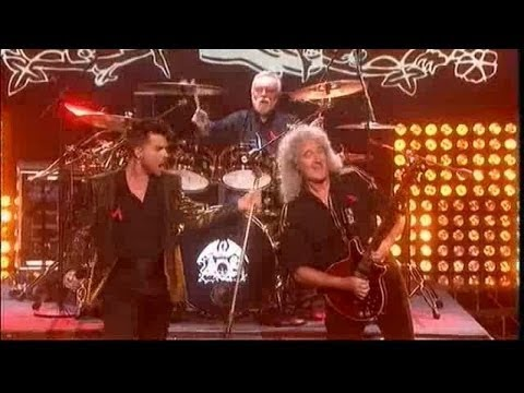 Queen + Adam Lambert - Somebody To Love (Live on X-Factor 2014)