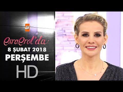 Esra Erol'da 8 Şubat 2018 Perşembe - 544. bölüm