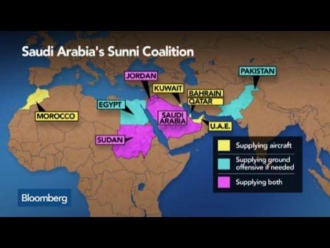 Saudi Arabia Continues to Bomb Rebels in Yemen