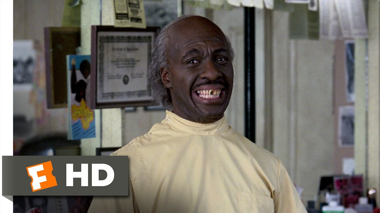 Barber Murphy : ... 10) Movie CLIP - Akeem Goes to the Barber (1988) HD - YouTube